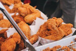 Keep Unhealthy Food far Away
