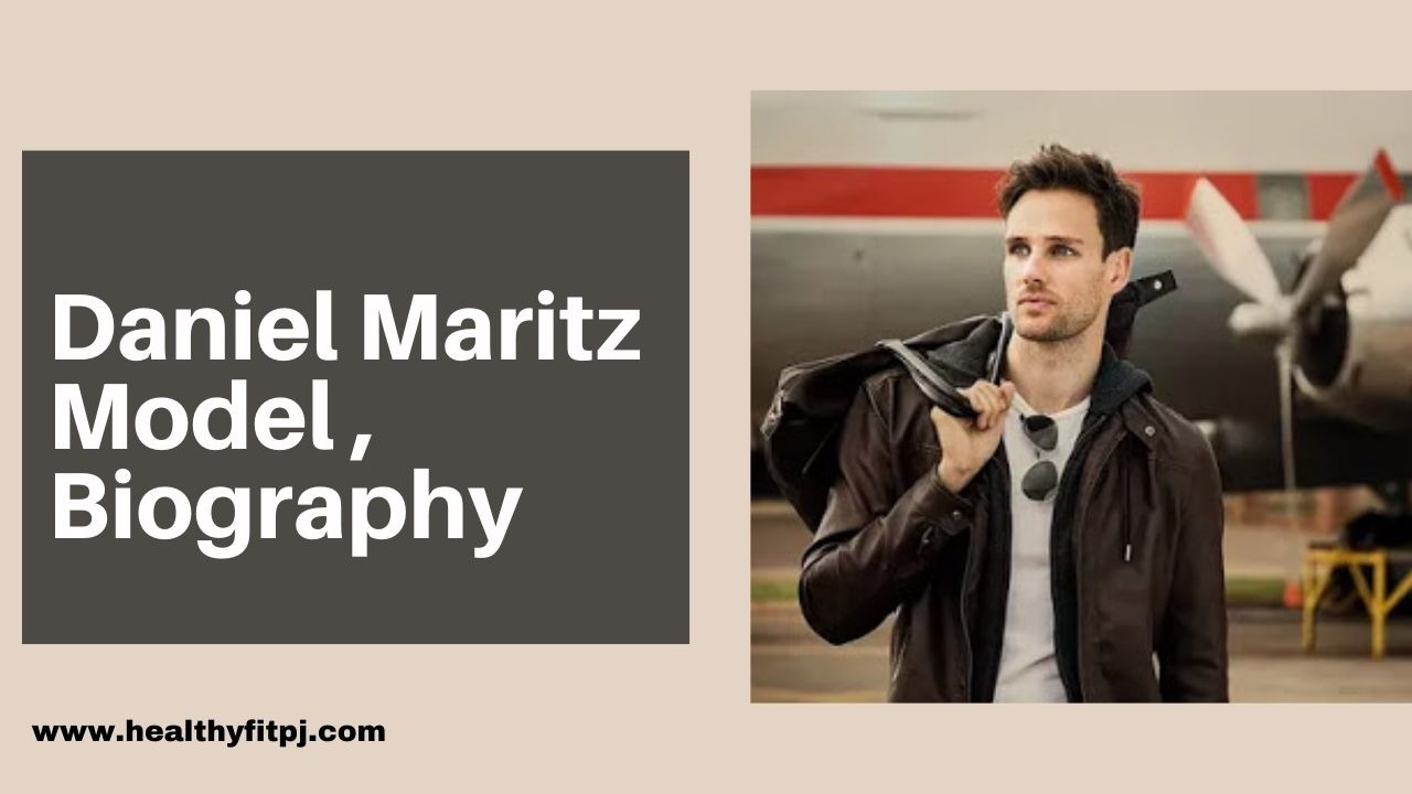 Daniel Maritz Model Biography
