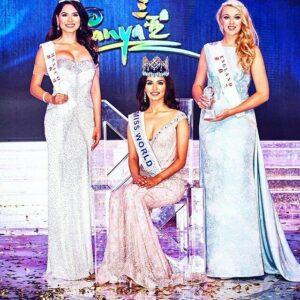 Manushi Chhillar Miss World