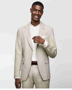 black male model Rachide Embalo