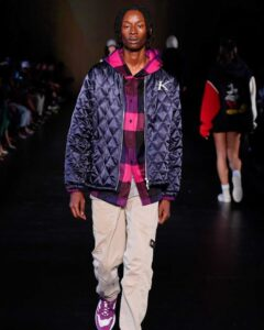 top black male model Abdulaye Niang