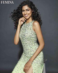Aavriti Choudhary Femina Miss Supernatinal