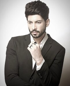Abhimanyu Chaudhary is indian male model and actor