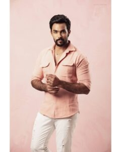 Arav is an indian model and actor
