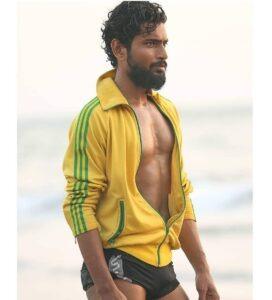 Himanshu Bhatti is an fashion male model india