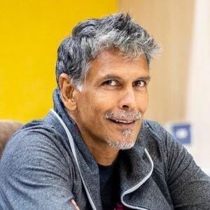 Milind Soman Indian super male model