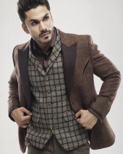 Mudit Malhotra is an indian male model