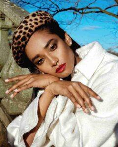 Nidhi Sunil female model in india