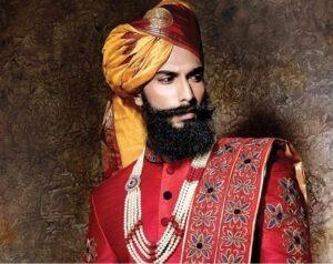 Prateek Jain is top male model in india