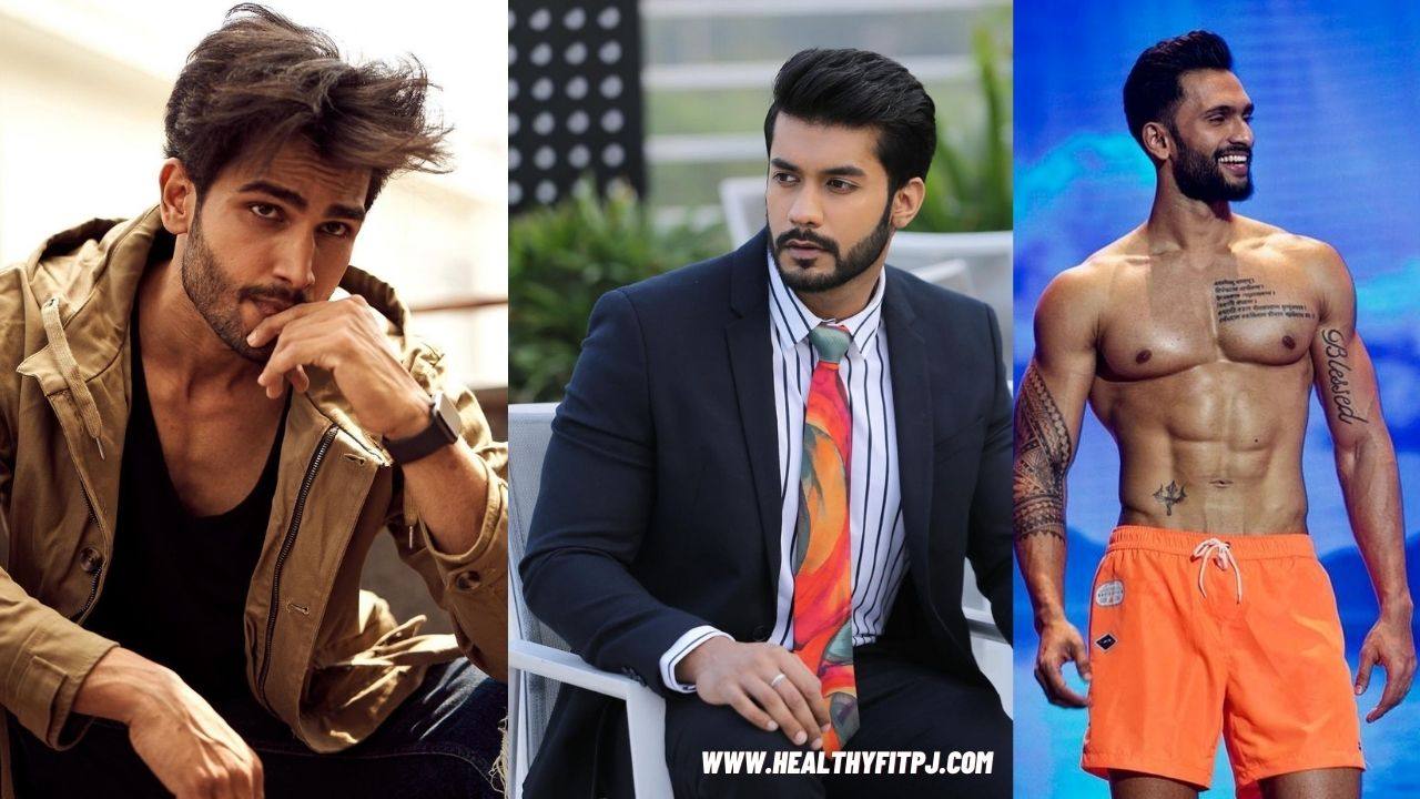 top 20 male models in india