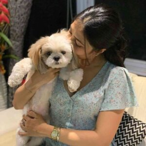 dhanashree verma an animal lover girl