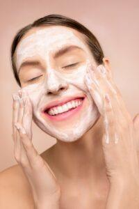 Exfoliate your skin for male model skincare