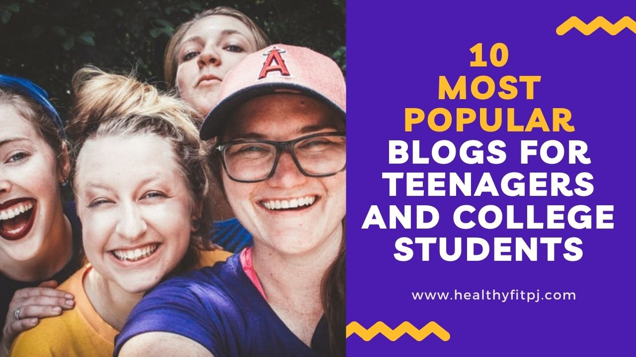 10 Most Popular Blogs for Teenagers