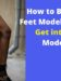 How to Become a Feet Model – 7 Tips to Get into Feet Modeling