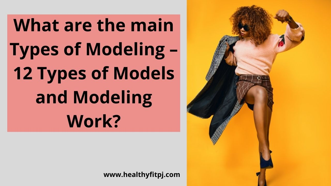 What are the main Types of Modeling