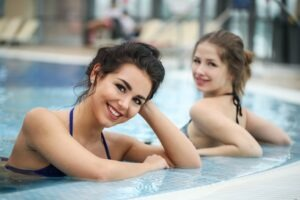 What is Bikini modeling