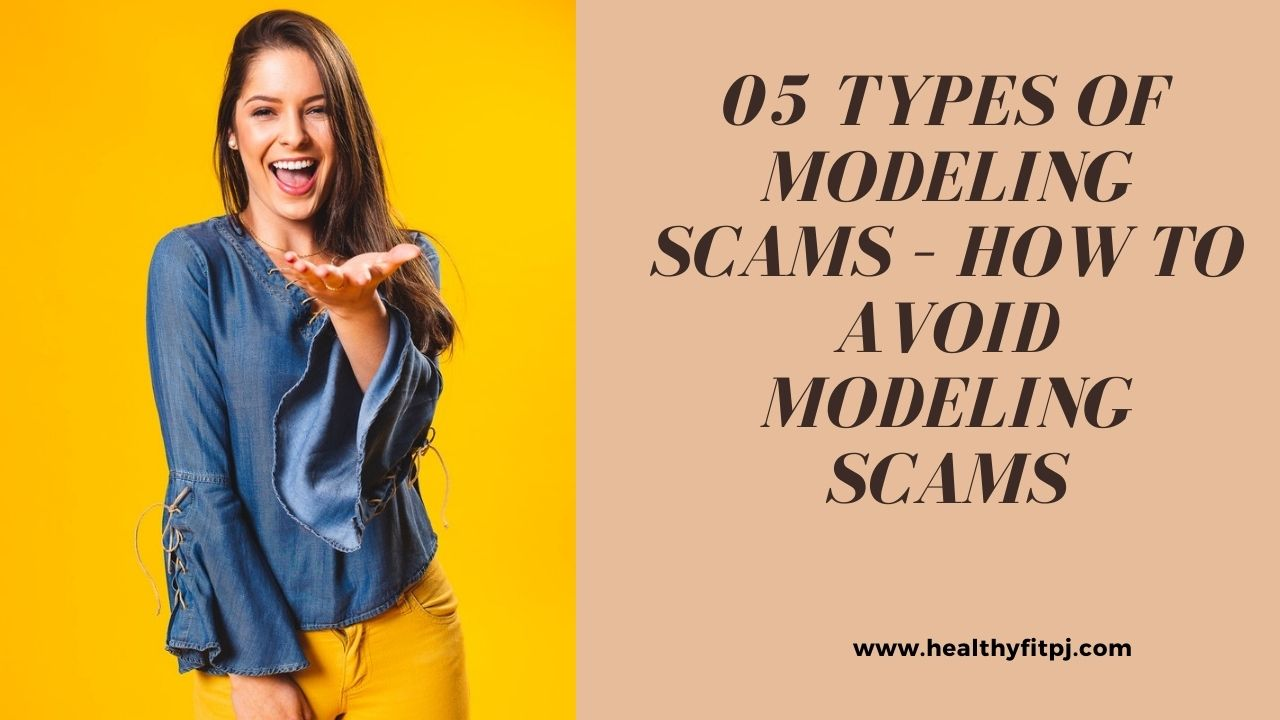 types of modeling scams