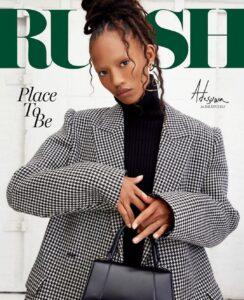 Adesuwa Aighewi is black female model