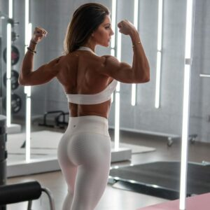 Alexia Clark Female fitness model