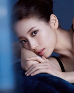 Bae Suzy is asian beautiful women
