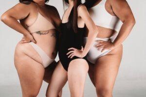 Best Tips for Plus Size Lingerie Models