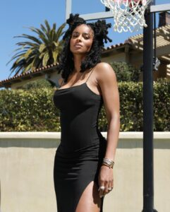 Ciara is beautiful black women