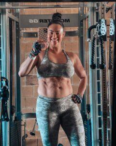 Emily Skye female fitness models
