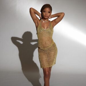 Halle Bailey is beautiful black women