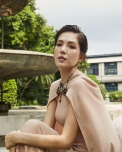 Hsu Wei-Ning is asian beautiful women