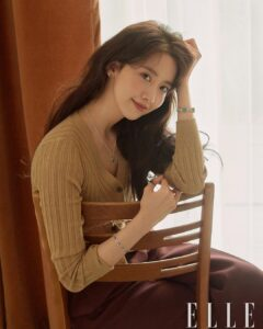 Im Yoona is asian beautiful women
