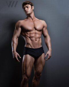 Jeff Seid male fitness models
