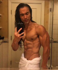 Kane Sumabat male fitness models