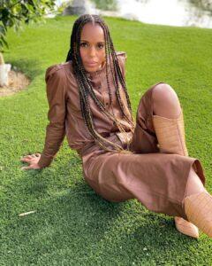 Kerry Washington is beautiful black women