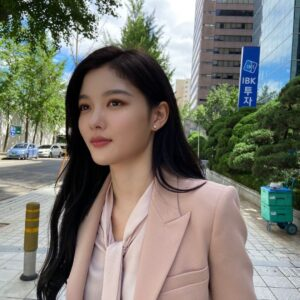Kim Yoo Jung is asian beautiful women