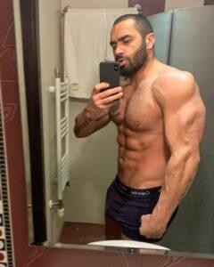 Lazar Angelov male fitness models