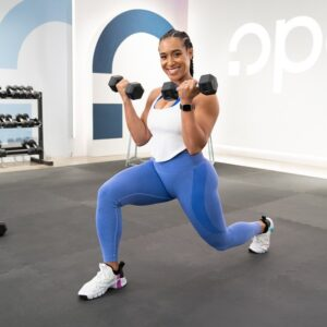 Lita Lewis female fitness model