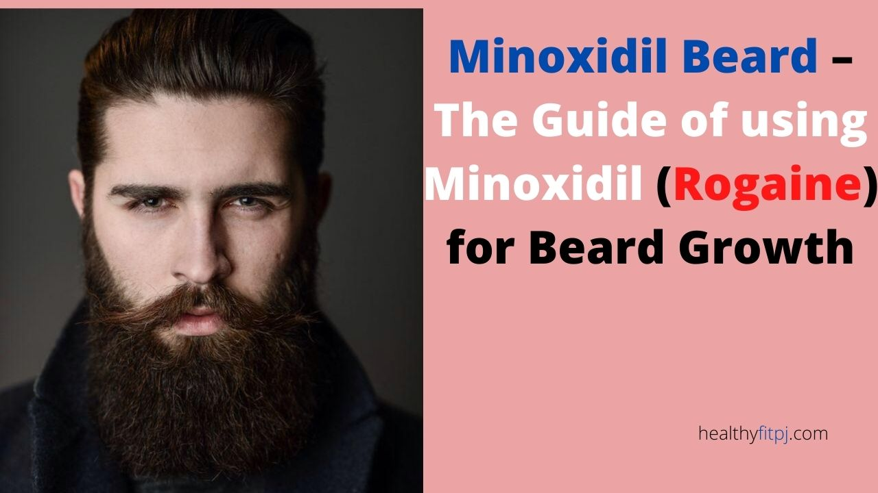 Minoxidil Beard