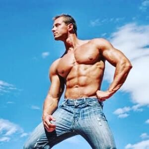Nick Auger male fitnes models