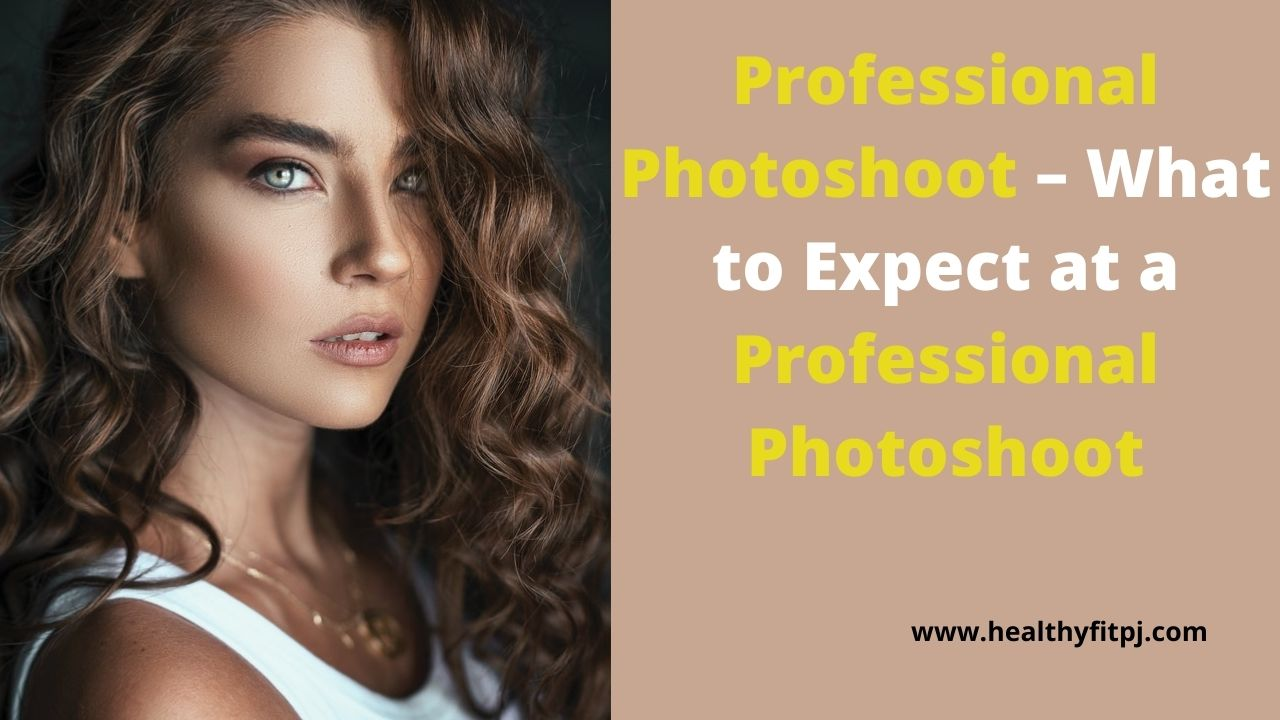 Professional Photoshoot