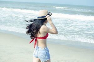 Spend Day on a Beach