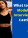 What to Wear to a Model Casting Interview – Model Casting Tips