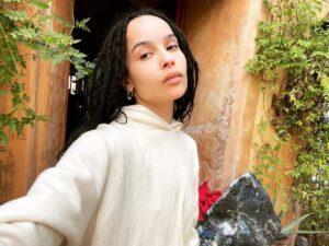 Zoe Kravitz is beautiful black women