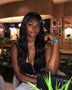 Zuri Tibby is beautiful black women