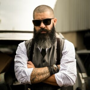15 Best Beard Style For Bald Men