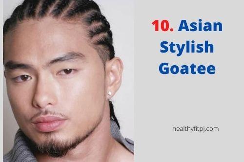 Asian Stylish Goatee