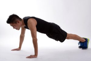 Benefits of Doing Push Ups