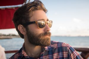 Best Ways to Maintain Curly Beard