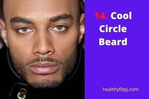 Cool Circle Beard