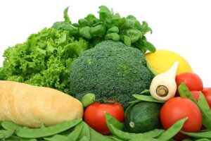 Eat Healthy Food to fix patchy beard