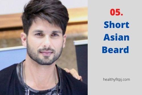 Short Asian Beard